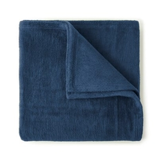 Peacock Alley Slumber Twin Blanket - Denim