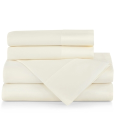 Peacock Alley Supima Queen Fitted Sheet