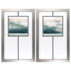 Propac Ocean Breeze Wall Art Set of 2