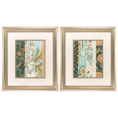 Propac Textile Strata II Wall Art Set of 2