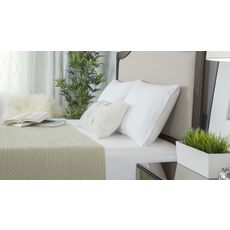 Protect-A-Bed Naturals Bamboo King Pillow Protector