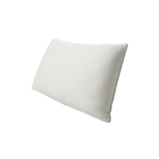 Protect-A-Bed Naturals Crystal Queen Size Classic Hybrid Firm Pillow