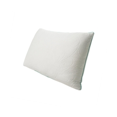 Protect-A-Bed Naturals Crystal Queen Size Classic Medium Pillow