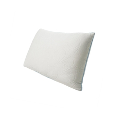 Protect-A-Bed Naturals Crystal Queen Size Foam Clusters Soft Pillow
