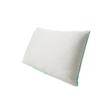Protect-A-Bed Naturals Crystal Queen Size Memory Foam Medium Pillow