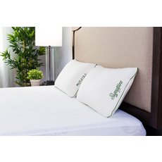 Protect-A-Bed Naturals Signature 14 oz. Memory Foam Soft Bed Pillow