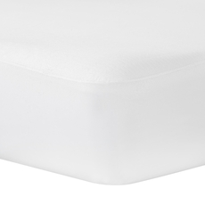 Protect-A-Bed Originals AllerZip 6 Inch King Smooth Mattress Protector or Box Spring Encasement