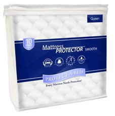 Clearance Protect-A-Bed Smooth King Mattress Protector OVLB0818147