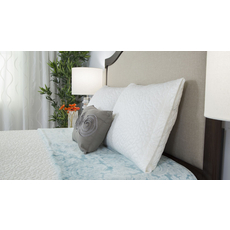 Protect-A-Bed Therm-A-Sleep Snow King Cooling Pillow Protector