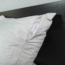 Protect-A-Bed Naturals Crystal Queen Waterproof Pillow Protector