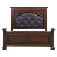 Pulaski Durango Ridge Cal King Panel Bed