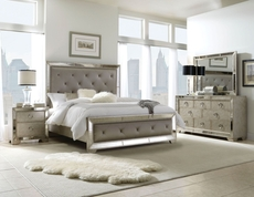 Pulaski Farrah Cal King Upholstered Bed