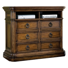 Pulaski San Mateo Media Chest