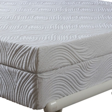 Queen Pure Talalay Bliss Custom Choice Firm Mattress