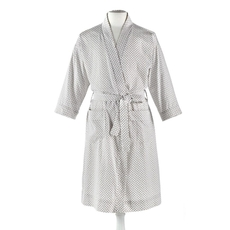 Peacock Alley Emma Short Style Large-Extra Large Bathrobe