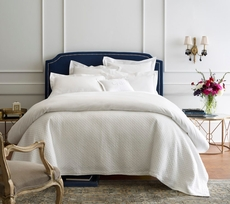 Peacock Alley Juliet Matelasse Queen Coverlet