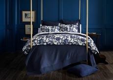Peacock Alley Margaux Sateen Queen Duvet Cover