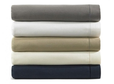 Peacock Alley Rio Linen Flanged Standard Sham