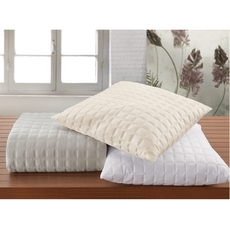 RB Casa Quadro Queen Quilted Sham