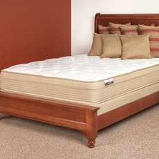 Full Restonic Comfort Care Allura Pillow Top Mattress Only