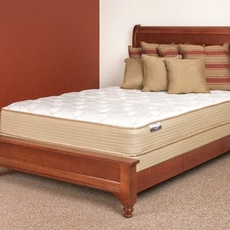Cal King Restonic Comfort Care Allura Plush 9.5 Inch Mattress