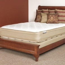 Full Restonic Comfort Care Andover Pillow Top Double Sided Mattress