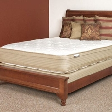 Queen Restonic Comfort Care Andover Pillow Top Double Sided 12.5 Inch Mattress
