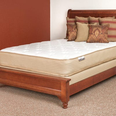 Full Restonic Comfort Care Andover Plush Double Sided Mattress