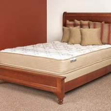 Full Restonic Comfort Care Ashford Firm 9.5 Inch Mattress