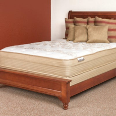 Full Restonic Comfort Care Ashford Pillow Top Mattress