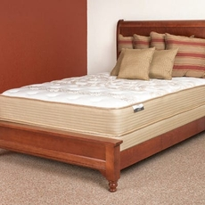 Full Restonic Comfort Care Ashford Plush 10 Inch Mattress