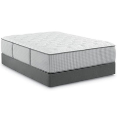 Twin Restonic Biltmore Balcony Plush 14.5 Inch Mattress