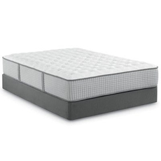 Queen Restonic Biltmore Deer Park Firm Mattress