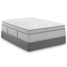 King Restonic Biltmore Fleur Euro Top Mattress