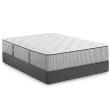King Restonic Biltmore Meadow Trail Plush 13 Inch Mattress