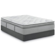 Queen Restonic Biltmore Ornate Super Pillow Top Mattress