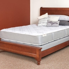 Restonic Comfort Care Select Bristol Double Sided Firm 14 Inch Queen Mattress Only OVMB072011 - Overstock Model ''As-Is''