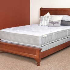 Cal King Restonic Comfort Care Select Bristol Double Sided Pillow Top Mattress