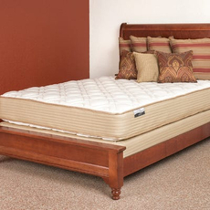 Full Restonic Comfort Care Brookhaven Firm Double Sided Mattress