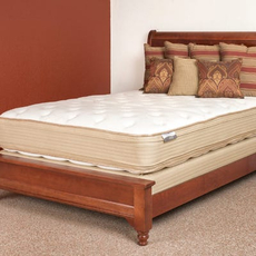 Queen Restonic Comfort Care Brookhaven Pillow Top Double Sided Mattress
