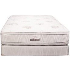 King Restonic Comfort Care Select Cameron Double Sided Pillow Top Mattress