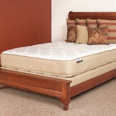 King Restonic Comfort Care Chantelle Double Sided Plush 11.5 Inch Mattress