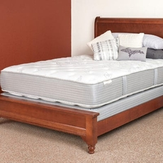 King Restonic Comfort Care Select Danby Double Sided Firm 15.5 Inch Mattress