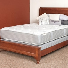 King Restonic Comfort Care Select Danby Double Sided Plush 15.5 Inch Mattress