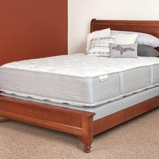 Queen Restonic Comfort Care Select Hampton Double Sided Firm 16.5 Inch Mattress