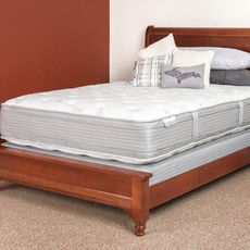 Queen Restonic Comfort Care Select Hampton Pillow Top Mattress