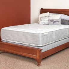 Restonic Comfort Care Select Hampton Double Sided Plush Queen Mattress Only SDMB081969 - Scratch and Dent Model ''As-Is''