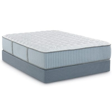 Full XL Restonic Scott Living Cascade Firm 13.5 Inch Mattress