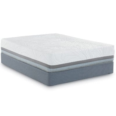 Queen Restonic Scott Living Moonjump Hybrid 13 Inch Mattress