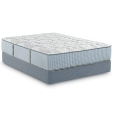Queen Restonic Scott Living Panorama Firm Mattress
